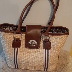 Chaps summer shoulder bag